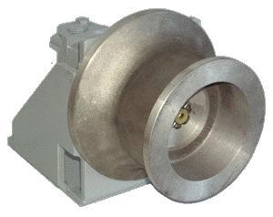 molinete hidráulico / para barco / horizontal / tambor simple