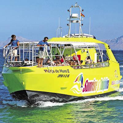 barco profesional barco de pasajeros / IPS drive intraborda / de aluminio