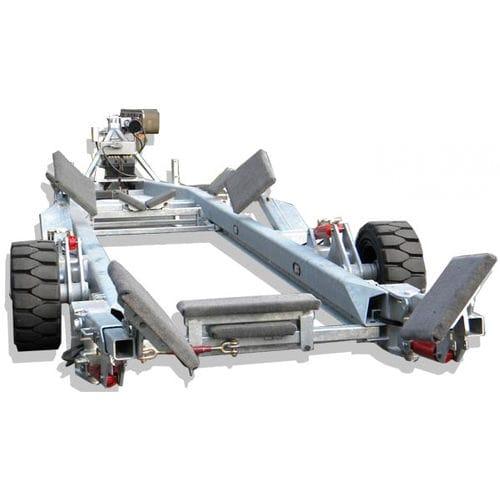 remolque de manipulación / para astillero naval / hidráulico / eléctrico