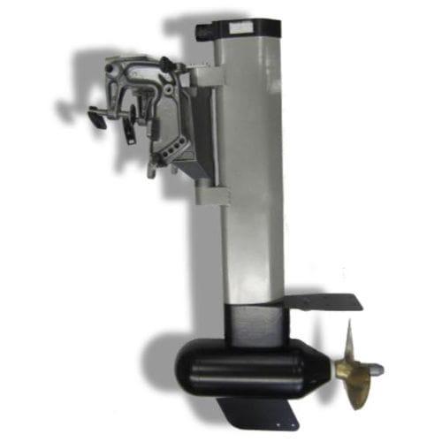 motor fueraborda / recreo / eléctrico / sumergible