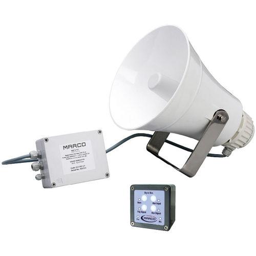 bocina digital / para buque de > 20 m y < 75 m