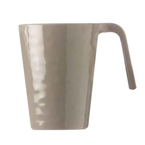 taza de melamina