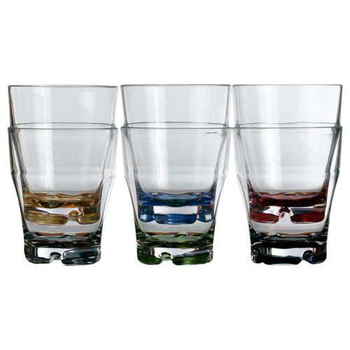 vaso de policarbonato / de aguas
