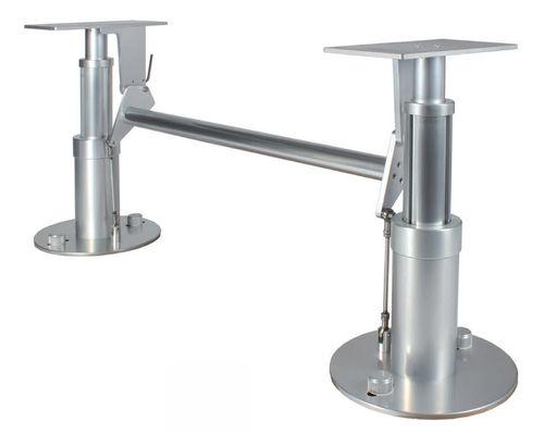 pie de mesa para barco ajustable