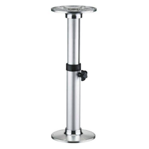 pie de mesa para barco ajustable / de aluminio