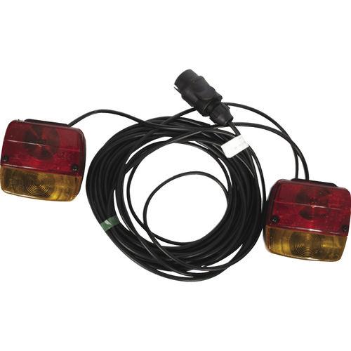 lámpara de exterior / para remolque de barco / LED