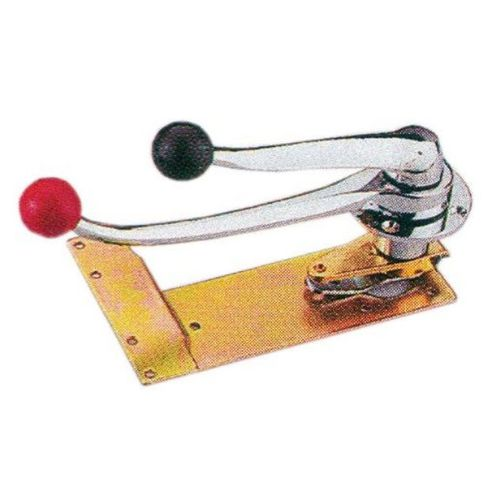 palanca de mando de motor / mecánica / multipalanca / para barco