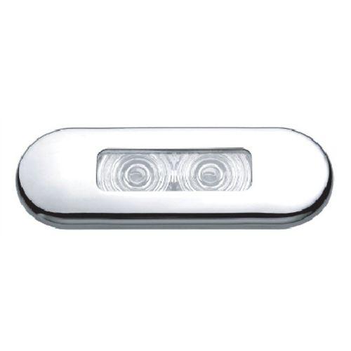 lámpara de cortesía / para barco / LED / de techo