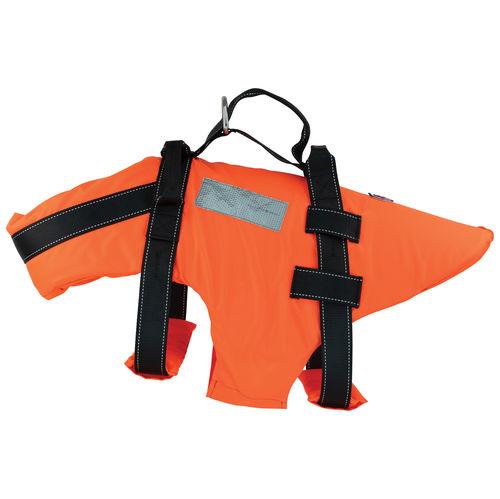 chaleco de ayuda a la flotabilidad de uso profesional / para animal doméstico / de espuma