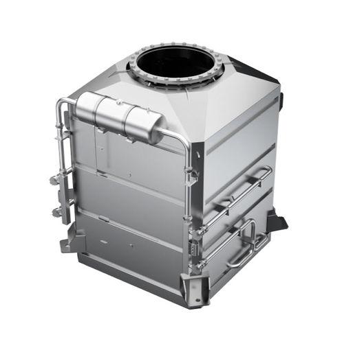 generador de gas inerte para buque / para reducción de SOx