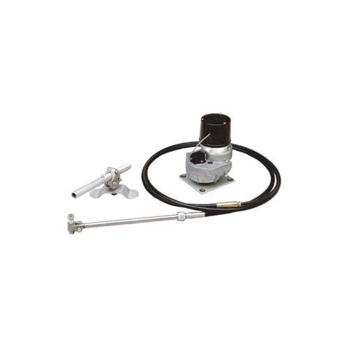 transmisión de barco / para piloto automático / lineal / mecánico