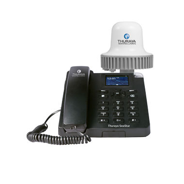 Thuraya teléfono satelital / para barco