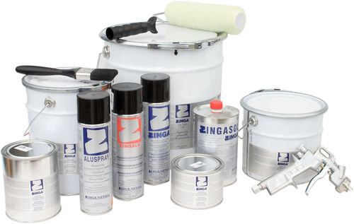 imprimación para barco / para metal / monocomponente / anticorrosión