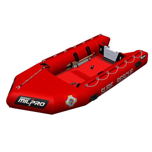 barco profesional barco de salvamento