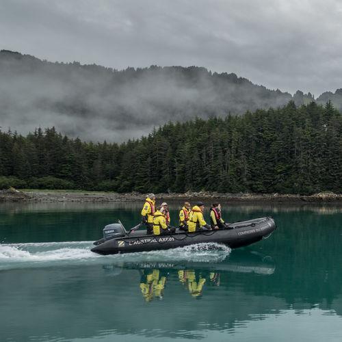 barco profesional barco utilitario
