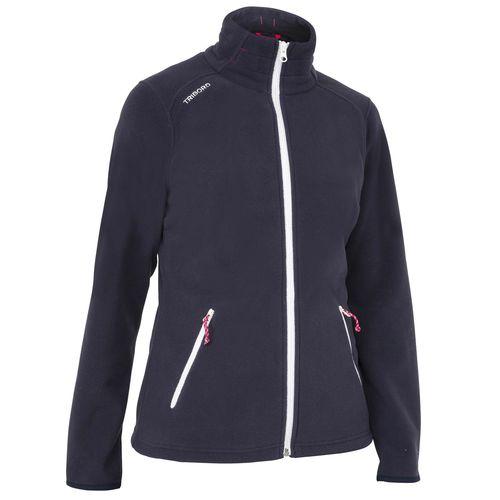 chaqueta de navegación costera / para mujer / semiestanca / polar