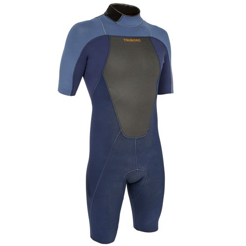 traje húmedo de surf / shorty / de manga corta / 2 mm