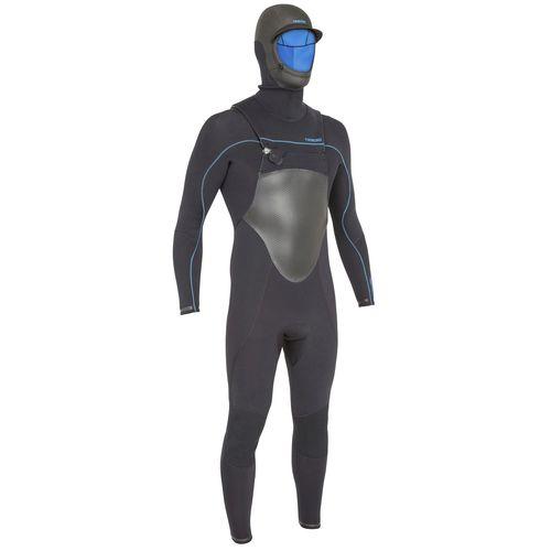traje húmedo de surf / con capucha / 5 mm / 4 mm