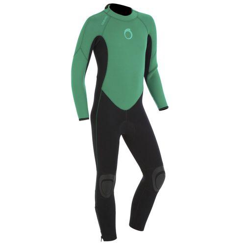 traje húmedo de surf / integral / 3 mm / 4 mm