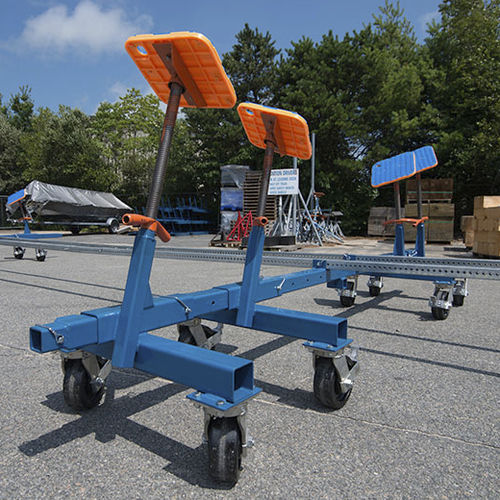 cuna para barco a motor / ajustable / móvil