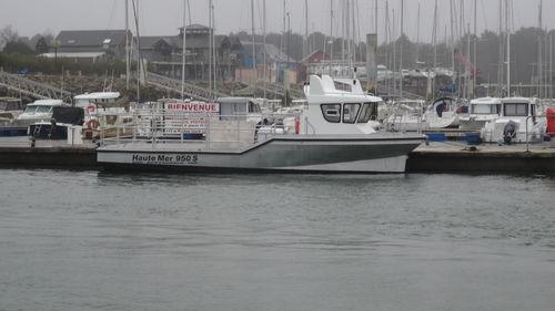 barco de transporte logístico / intraborda / de aluminio