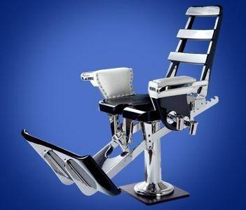 silla de combate para barco / con reposabrazos