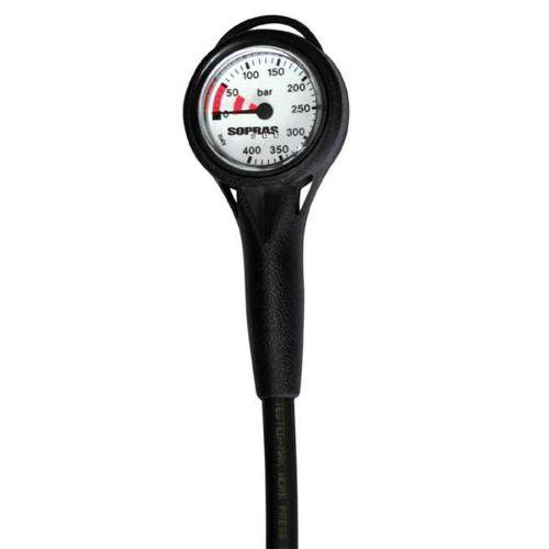 manómetro de buceo