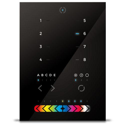 panel de control para yate / de luces / táctil
