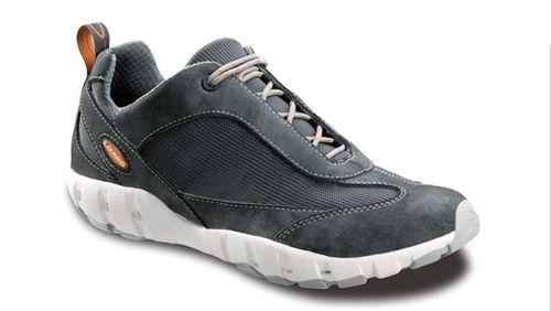 zapato de regata / de cuero