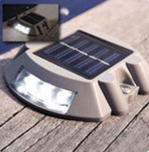 iluminación para pantalanes solar