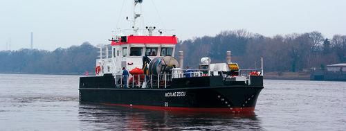 barco profesional barco anticontaminación