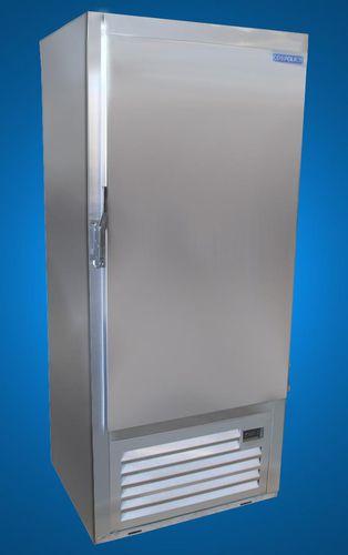 congelador para buque / armario / de acero inoxidable