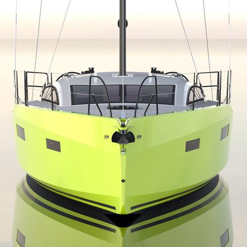 monocasco - RM Yachts - Fora Marine
