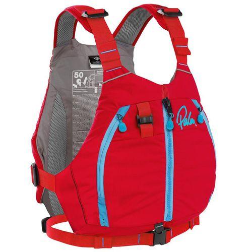 chaleco de ayuda a la flotabilidad para canoa y kayak / para mujer / de espuma