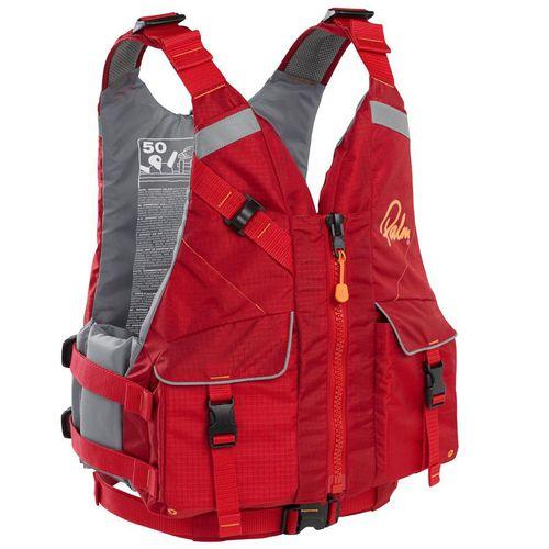 chaleco de ayuda a la flotabilidad para canoa y kayak / para la pesca / para hombre / de espuma