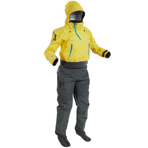 traje impermeable de canoa-kayak / integral / de manga larga / con capucha