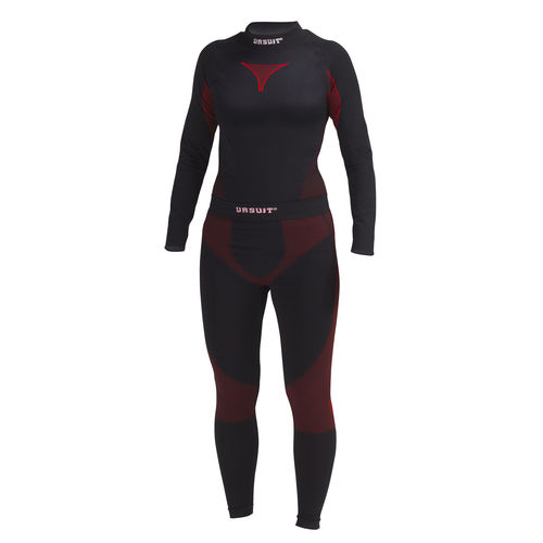 combinación de ropa interior para mujer / transpirable / para traje impermeable / para buceo