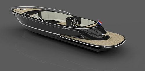 barco open intraborda / eléctrico / diésel / híbrido
