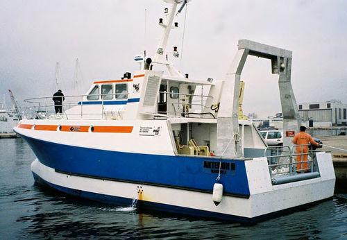 barco profesional barco de investigación científica / intraborda
