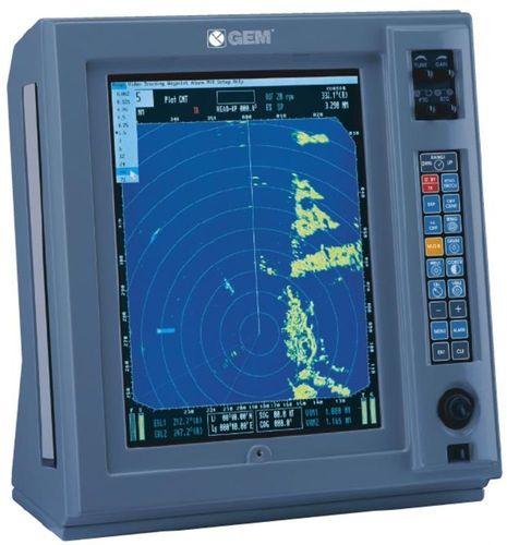 radar para buque / ATA / con funciones cartográficas