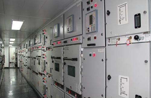 armario eléctrico para buque
