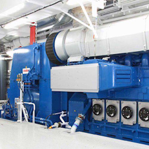 generador eléctrico para para buque