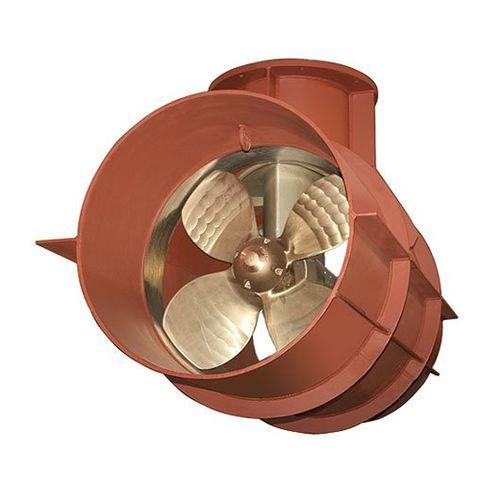 propulsor de proa / para buque / eléctrico / hélice de paso fijo