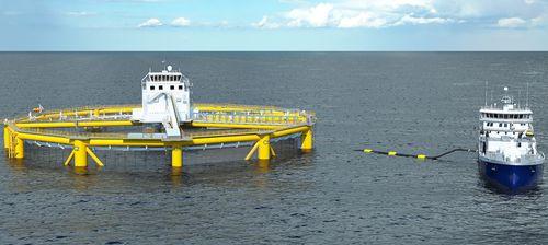 sistema de control / para la acuicultura