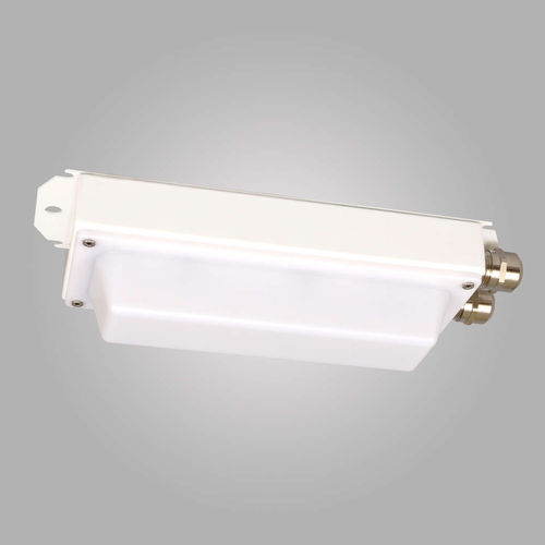 plafón de exterior / para buque / para sala de máquinas / LED