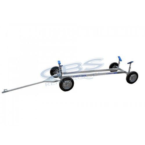 carro de manipulación / para barco de motor / remolcable