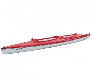 kayak cerrado / rígido / de recreo / de aguas tranquilas