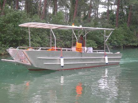 barco profesional barco de desembarco