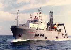 buque de servicio offshore de apoyo al buceo