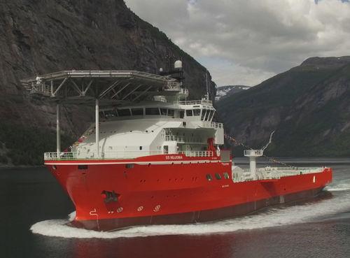 buque especial de apoyo al buceo